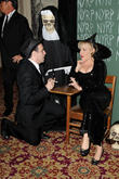 Mario Cantone and Bette Midler