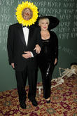 Martin Von Haselberg and Bette Midler