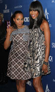 Kerry Washington and Naomi Campbell