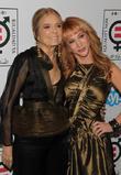 Gloria Steinem and Kathy Griffin