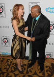 Kathy Griffin and Quincy Jones