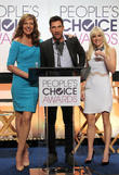 Allison Janney, Dylan McDermott, Anna Faris, The Paley Center for Media, People's Choice Awards