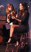 Jemima Khan and Eva Longoria