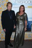 Jeff Daniels and Kathleen Rosemary