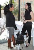 Essence Atkins and Heather McComb