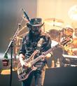 Ian Kilmister and Motorhead