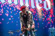 Captain Sensible (raymond Ian Burns) and The Damned