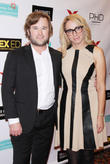 Haley Joel Osment and Co-producer Jennifer Glynn