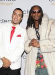 French Montana, Snoop Lion, Snoop Dogg, Private Residence