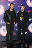 Ben Thatcher, Mike Kerr and Royal Blood