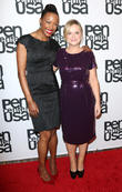 Aisha Tyler and Amy Poehler