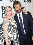 Lena Dunham and Judd Apatow