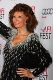 Sophia Loren Dishes Dirt On Co-stars At Afi Fest Tribute