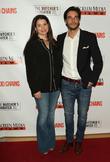Julia Ormond and Daniel Di Tomasso