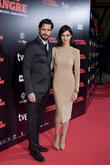 Juan Diego Botto and Paz Vega