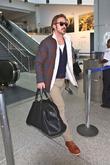 Ryan Gosling arrives at Los Angeles International Airport (LAX)