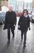 Richard Curtis and Emma Freud