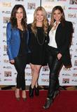 Julie Benz, Clare Kramer and Charisma Carpenter