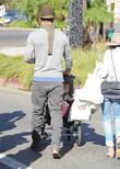 Channing Tatum, Jenna Dewan and Everly Tatum