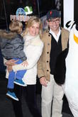 Alexandra Wentworth, George Stephanopoulos, And Family, Bryant Park