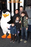Madagascar, Alex Lundqvist, Keytt Lundqvist with Family, Bryant Park