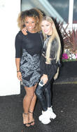 Fleur East and Betsy Blue