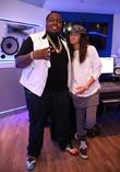 Zendaya and Sean Kingston