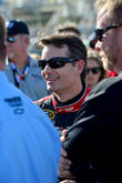 Jeff Gordon and driver of the #24 Drive To End Hunger Chevrolet