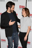 Jake Gyllenhaal and Ruth Wilson