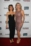 Lisa Rinna and Eileen Davidson