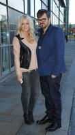 Paul Cattermole and Hannah Spearritt
