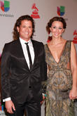 Carlos Vives and Claudia Elena Vasquez