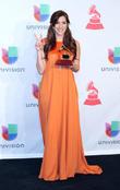 Latin Grammy Awards and Mariana Vega