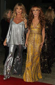 Goldie Hawn and Kathy Griffin
