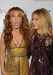 Kathy Griffin and Rosanna Arquette