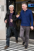 Jude Law and Kevin Macdonald