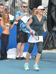 Chris Evert, Rennae Stubbs and Tennis