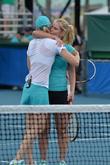 Tennis, Renee Stubbs and Maeve Anne Quinlan