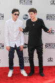 Samuel Andazola, Nathanael Andazola, Nokia Theater L.A., American Music Awards