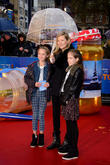 Kate Moss, Lila Grace Moss, Odeon Leicester Square
