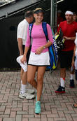 Donna Vekic and Gavin Rossdale