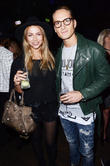 Emma Lou and Oliver Proudlock