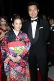 Chiriro Yamamoto and Ken Ochiai