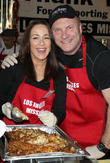 Patricia Heaton and David Hunt
