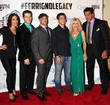 Shanna Ferrigno, Brent Ferrigno, Carla Ferrigno and Lou Ferrigno
