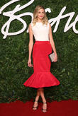 Tamsin Egerton, The British Fashion Awards