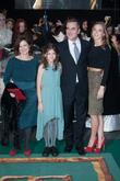 James Nesbitt, Mary Nesbitt, Peggy Nesbitt and Sonia Forbes-adam