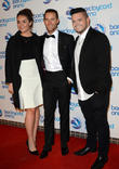 Lola Saunders, Jay James and Paul Akister