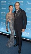 Nigel Barker and Chrissy Barker