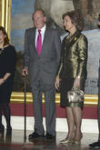 Queen Sofia Of Spain and King Juan Carlos Of Spain